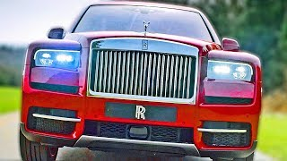 Rolls Royce Cullinan SUV 2019 The Worlds Best SUV смотреть