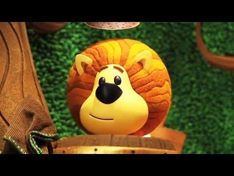 Raa Raa The Noisy Lion | The Monkey that Roared | English Full Episodes | Cartoon For Kids🦁