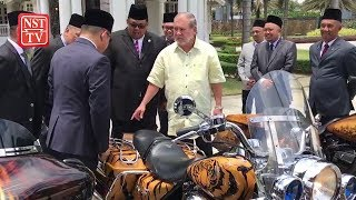 Sultan of Johor's private vehicle collection to be displayed at MBW 2018