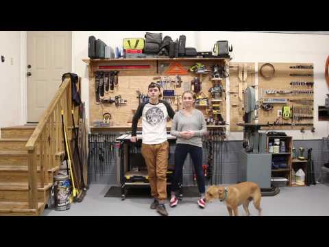 2016 New Shop TOUR | Woodbrew Workshop...