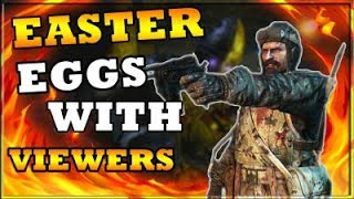 DOING HALF OF CALL OF DUTY BLACK OPS 3 ZOMBIES EASTER EGGS CHALLENGE (Bo3 ZOMBIES) XBOX 1