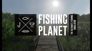 СТРИМЧИК Fishing Planet Озеро ЛОУН СТАР Разная рыба