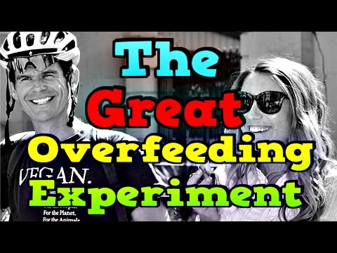 The Great Overfeeding Experiment: Why RawTill4 Promotes Fat Gain