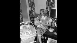Marilyn Monroe - The Babysitter Sitting 1947, by Dave Cicero