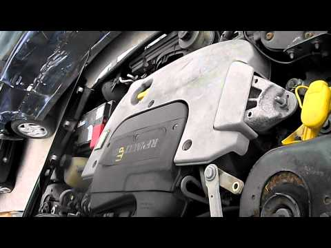 RENAULT MEGANE 1.9DTI ENGINE FRENCH SPARES.avi
