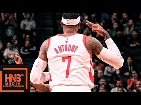 Houston Rockets vs Brooklyn Nets Full Game Highlights | 11.02.2018, NBA Season
