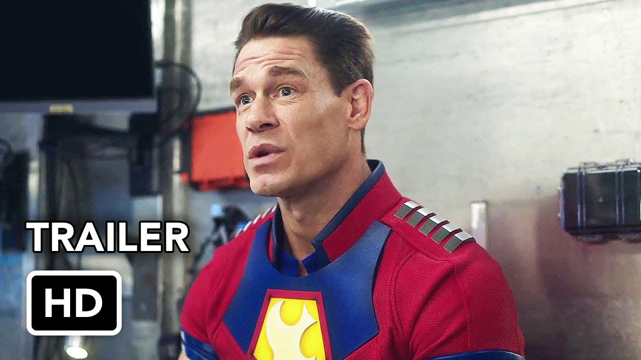 Download Peacemaker (HBO Max) Trailer HD - John Cena Suicide Squad spinoff