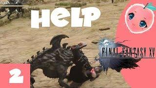 Peachyopie- Final Fantasy 15 (part 2)