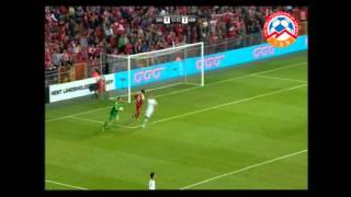 Դանիա - Հայաստան 0:4 11.06.2013
