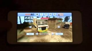 school driving 3d big truck