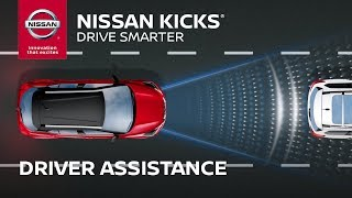 2018 Nissan Kicks - Intelligent Mobility & Safety