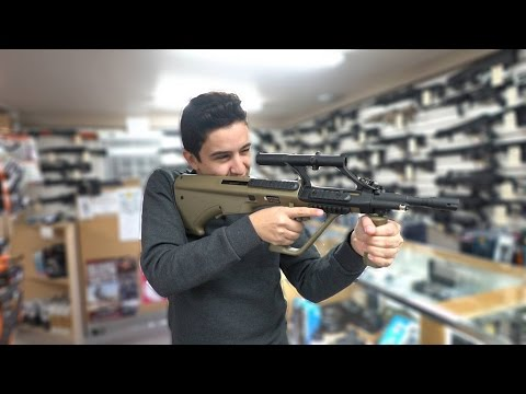 AIRSOFT SHOPPING EN BOUTIQUE!
