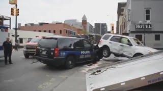 Epic car fails, car accidents