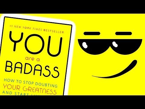 You Are A Badass Summary - Jen Sincero - Animated Book Summary