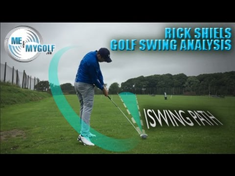RICK SHIELS GOLF SWING ANALYSIS