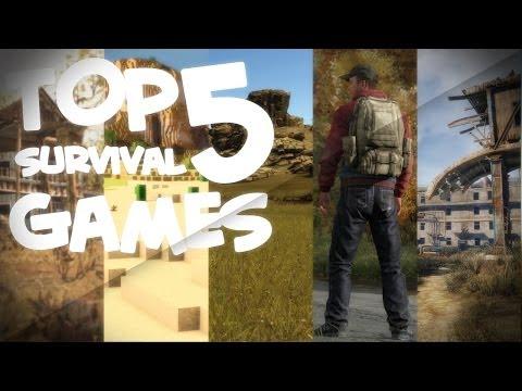 Top 5 Best Survival Games