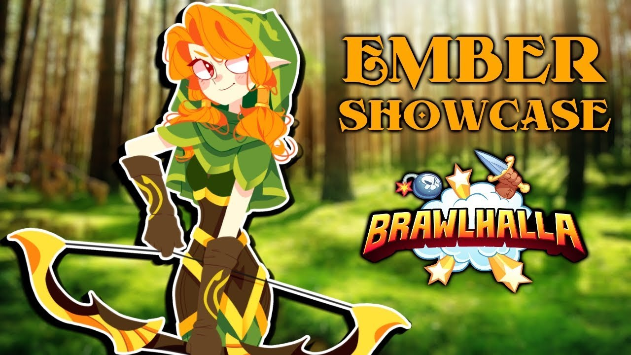 The Fangwild's Daughter • EMBER SHOWCASE • Brawlhalla 1v1