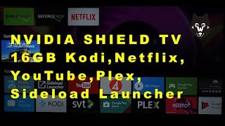 Gambar cover How to use NVIDIA Shiled TV 16GB and add apps