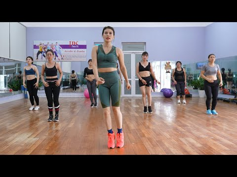 LOSE BELLY FAT + SMALL WAIST + SHOULDER + ARMS + THIGH | Special Workout for 35 mins | Zumba Class indir