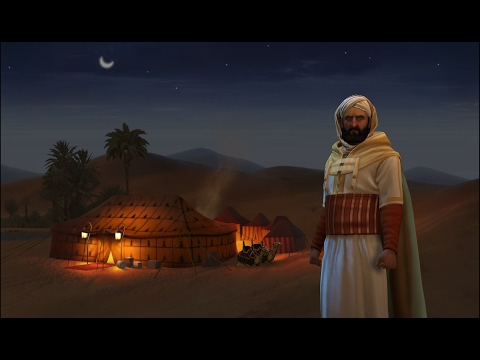 The Fall of Mecca - Sid Meier's Civilization V - Brave New World |