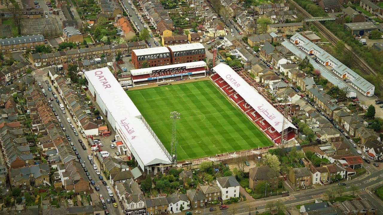 Image result for griffin park stadium