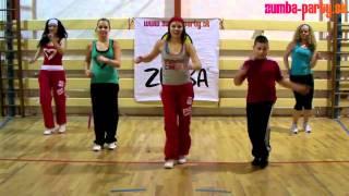 Bimbo G - Ahora Te Toca A Ti - Zumba Choreography by Lucia Meresova