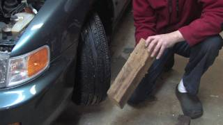 Car Maintenance : About the Safety of Wheel Chocks