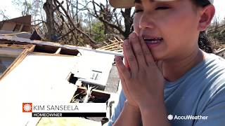 American dream destroyed by Hurricane Michael