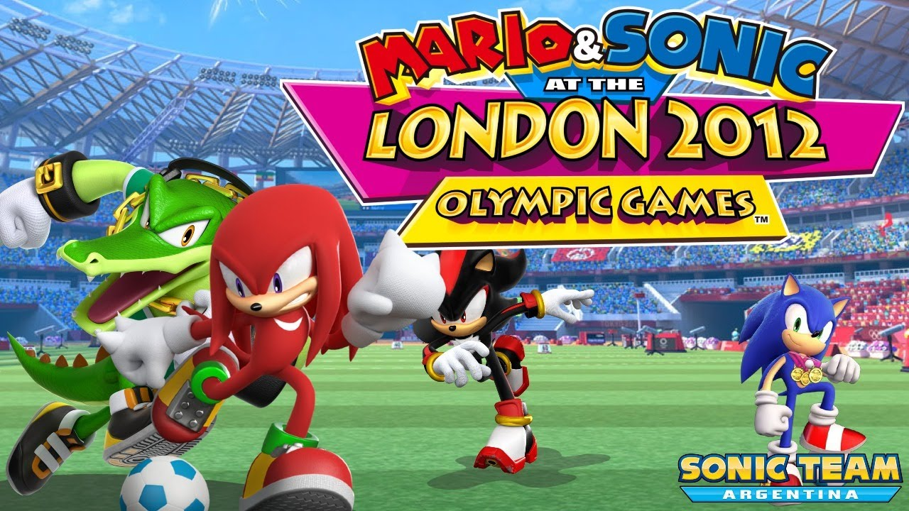 Directo - Mario & Sonic at the London 2012 Olympic Games (Fútbol)