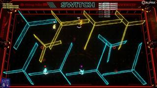 Laser League gameplay