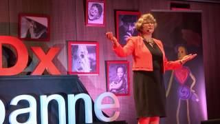 Dans nos désaccords, mieux communiquer pour mieux réussir ensemble   Françoise Keller   TEDxRoanne