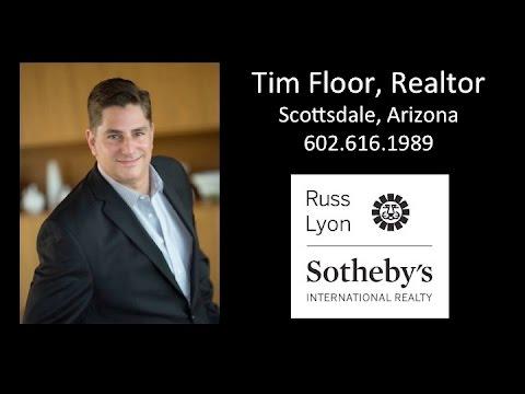 Tim Floor, Realtor | Russ Lyon Sotheby's International ...