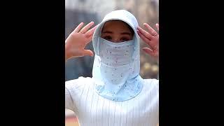 자외선 차단 다가려모자 올인원 여성 안티 자외선 풀 페…