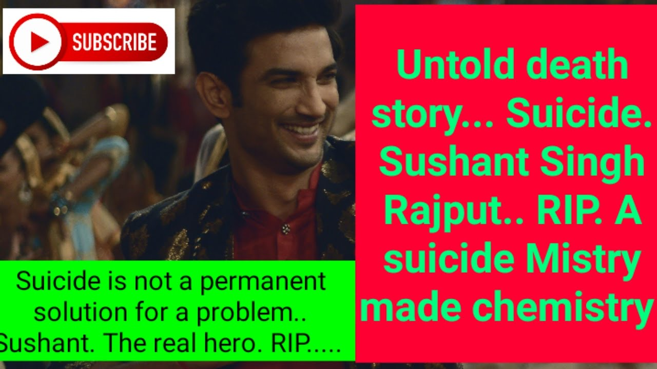 RIP 😭 Sushant Singh Rajput (Death)2020 | Latest News | Biography in Hindi | Bollywood untold Mistry