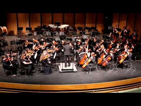 """SAMOHI (Concert Orchestra) """"Conquistador!"""" Deborah Baker Monday"""