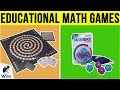 10 Best Educational Math Games 2019