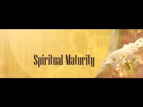 Spiritual Maturity to handle Spiritual Gifts - YouTube