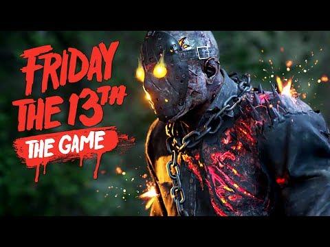 SAVINI JASON vs EVERYBODY!! (Friday the 13th Game)