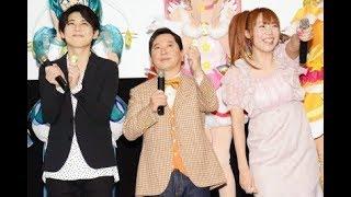 梶裕貴、キュアスター・成瀬瑛美の声優ぶりを称賛 拡大写真 『映画 プリ...