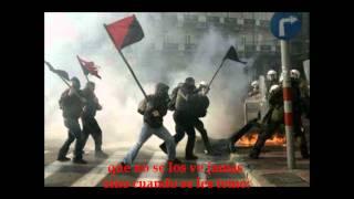Leo Ferre - Les Anarchistes (Los Anarquistas) subtitulos en español