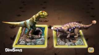 Video ¡Dinosaurs 3D! La colección Oficial de Cromos y tarjetas de Dinosaurios #3D DINOCARDS download MP3, 3GP, MP4, WEBM, AVI, FLV September 2017