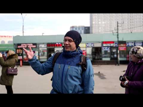 Экскурсия по вокзалу Новосибирск-Главный