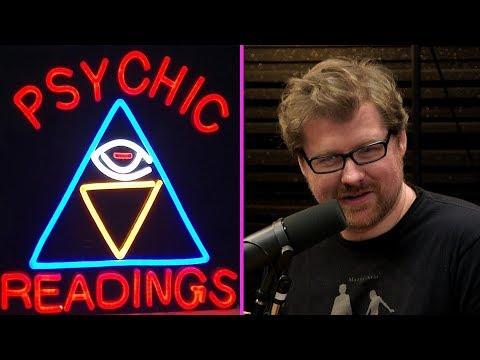 Justin Roiland Calls a Psychic