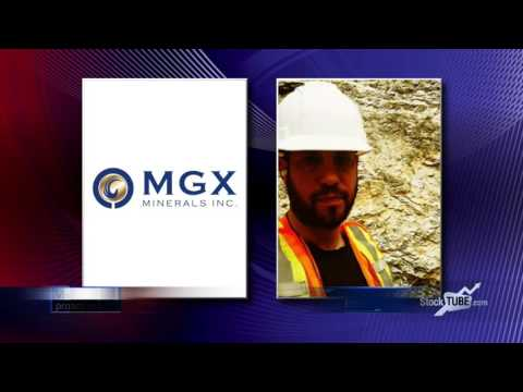 "MGX Minerals taking ""significant step"" in the transition from exploration to mining"