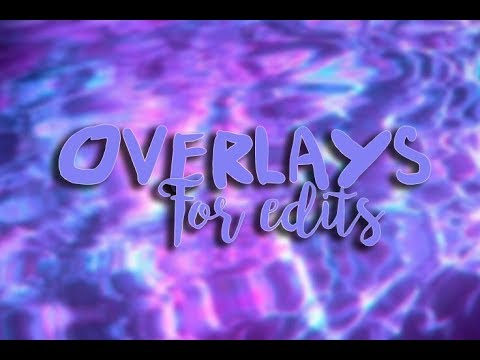 Overlays For Edits | Green Screen