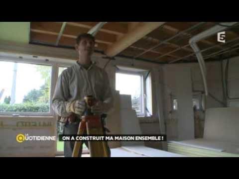 autoconstruction les castors la rescousse youtube. Black Bedroom Furniture Sets. Home Design Ideas