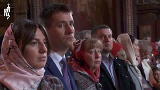 Проповедь Патриарха Кирилла в праздник Светлого Христова Воскресения
