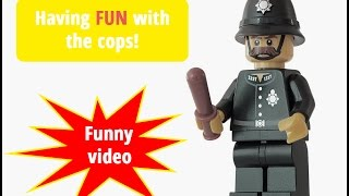 flushyoutube.com-Having fun with the cops ★FUNNY Video bw humor