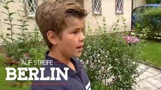 Rache für die Schwester: Kind attackiert Mopedfahrer! | Auf Streife - Berlin | SAT.1 TV