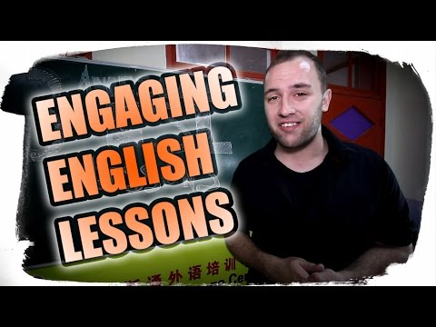 Top 3 English Lessons for University Classes (EFL/ESL)